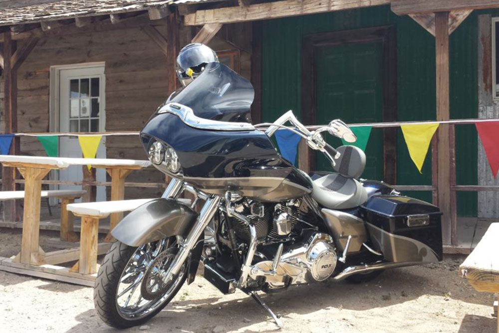Motorcycle Oil Cooler - Dayton NV - UltraCool Oil Cooling Systems